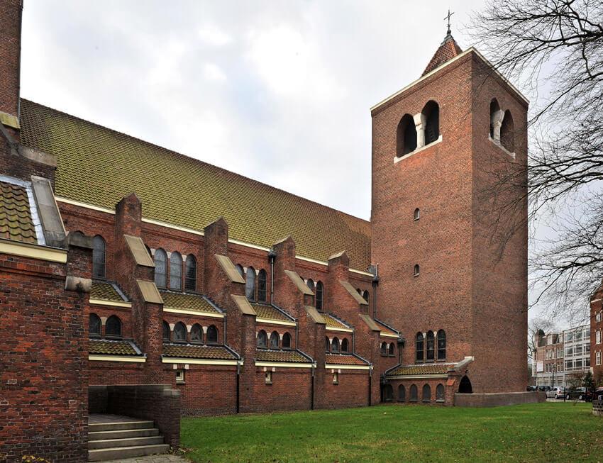 Hofkerk - Foto: Beeldbank Amsterdam - Alle rechten voorbehouden