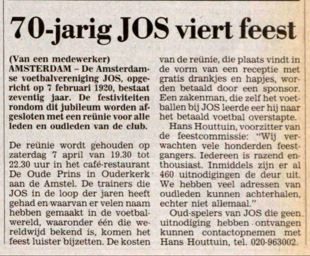 JOS - 12-03-1990