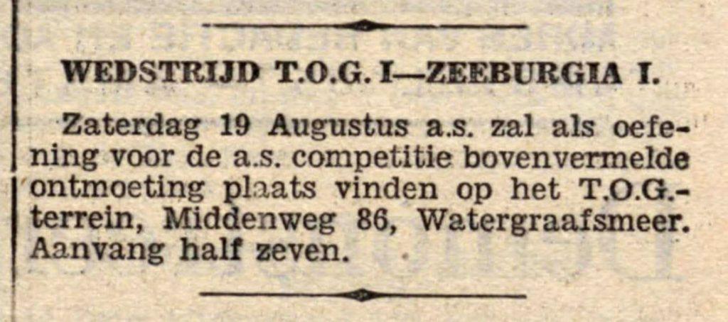 TOG 18-08-1933