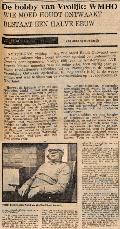 WMHO - 30-11-1973