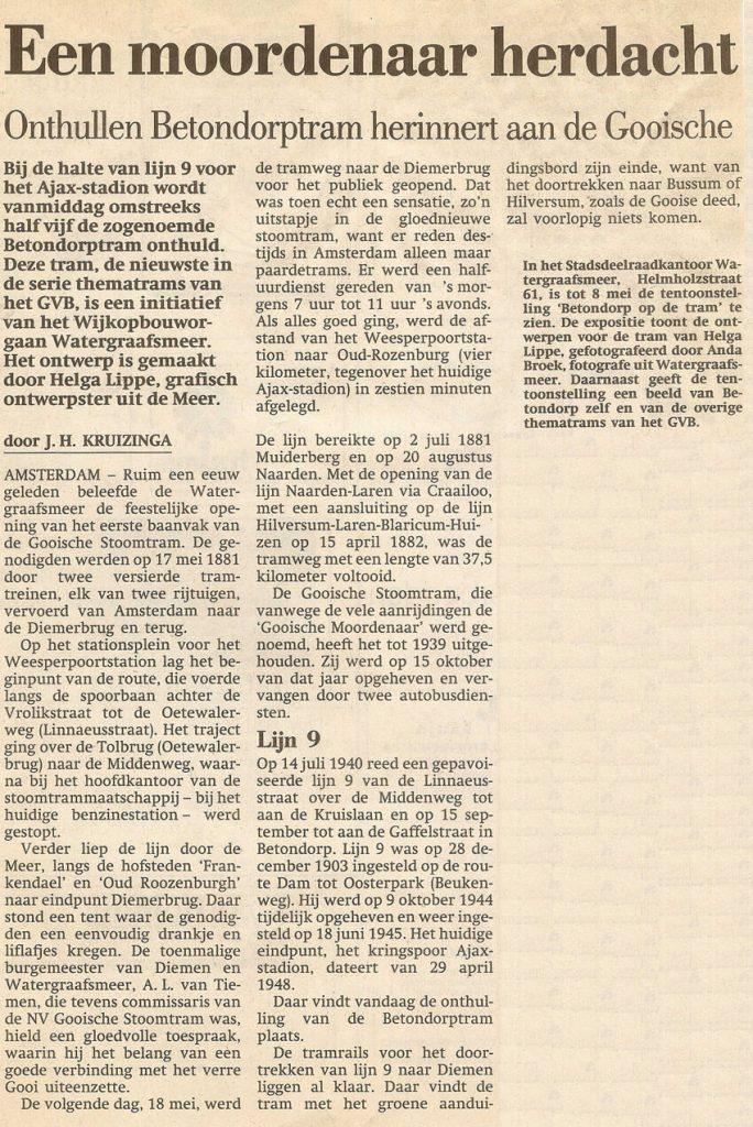 11 april 1990 - Alle rechten voorbehouden