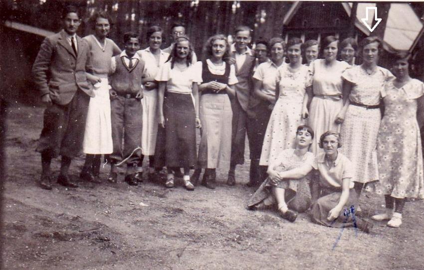 Frankendael MAVO - examenklas  - Foto: Charles van Tuijl - Alle rechten voorbehouden