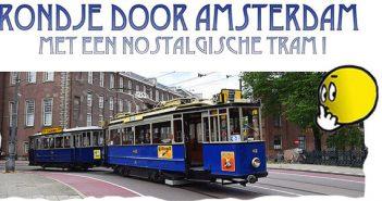 Rondje door Amsterdam