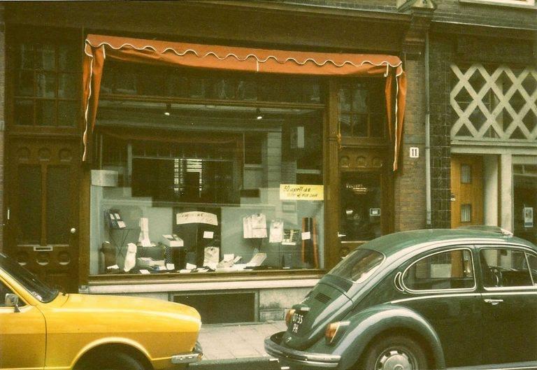 De winkel van Velders
