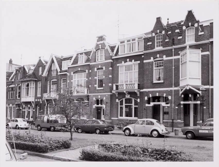 Foto van Bredeweg 20-16 in 1972, gemaakt door J.M.Arsath Ro'is, afkomstig uit Beeldbank Stadsarchief Amsterdam Alle rechten voorbehouden